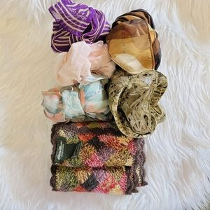 6/$25 Vintage Scarves Not so mystery Box